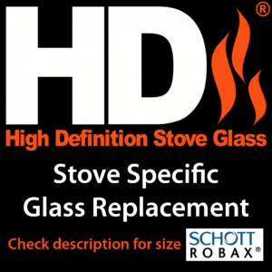 Stove Glass by Brand
